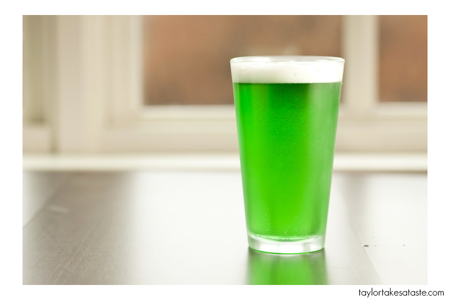 keysmash five things saint patrick's traditions liz green beer