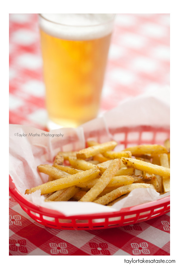 National Julienne Fries Day!
