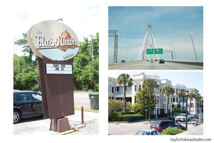 A Charleston Vacation