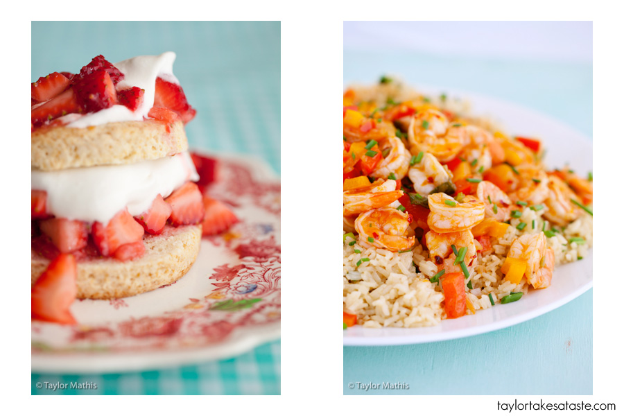 Shrimp and Shortcake: The Perfect Summer Meal