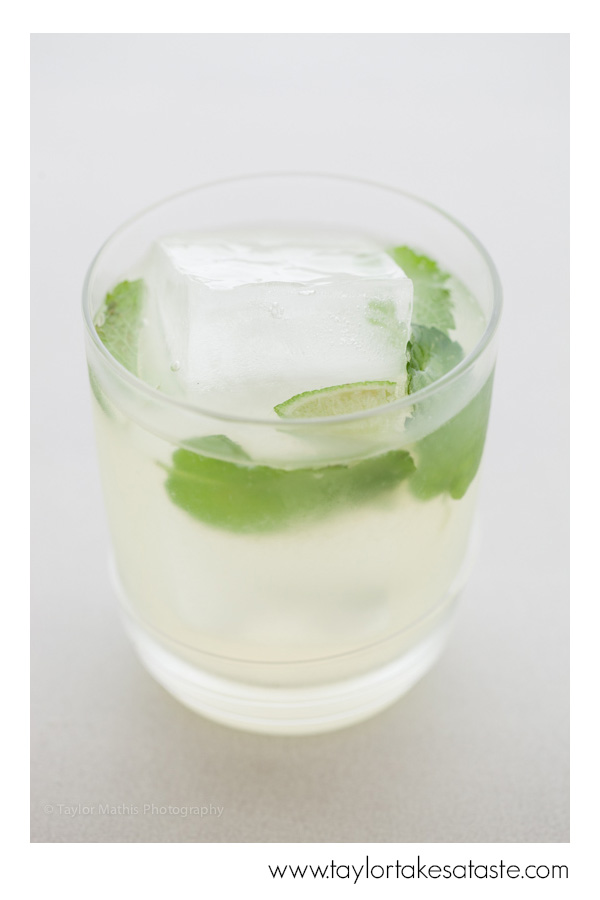 Lime Breeze Cocktail