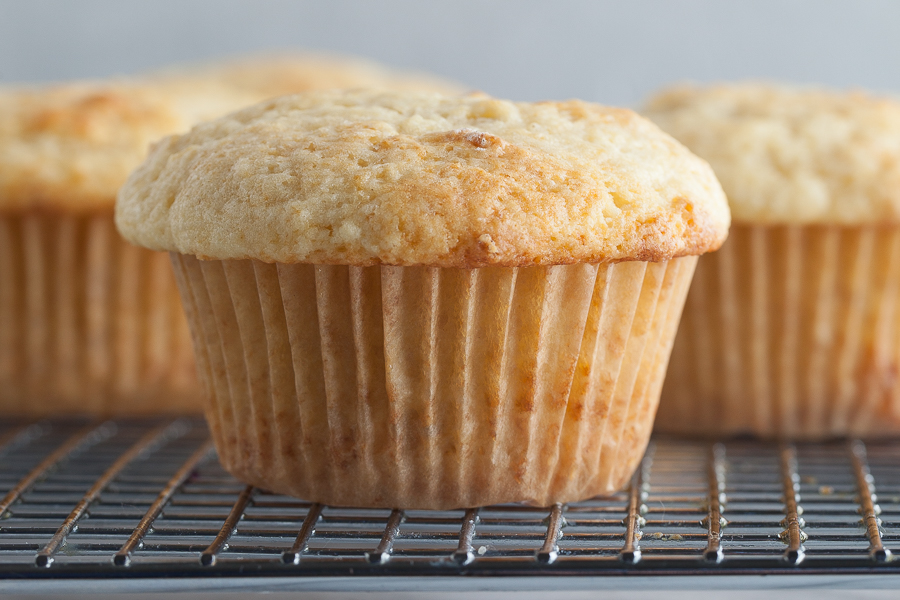 Muffin recipes vanilla easy